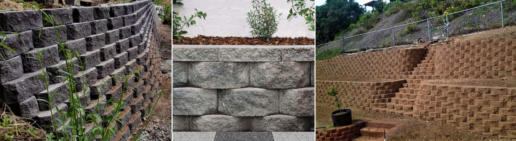 Retaining Walls Auckland Timber Keystone Gabion